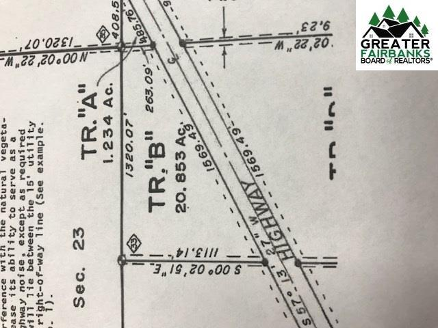 Tract B Steese Highway, Central, AK 99730 (MLS #139699) :: Madden Real Estate