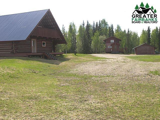 859 Chena Pump Road, Fairbanks, AK 99709 (MLS #139808) :: Powered By Lymburner Realty