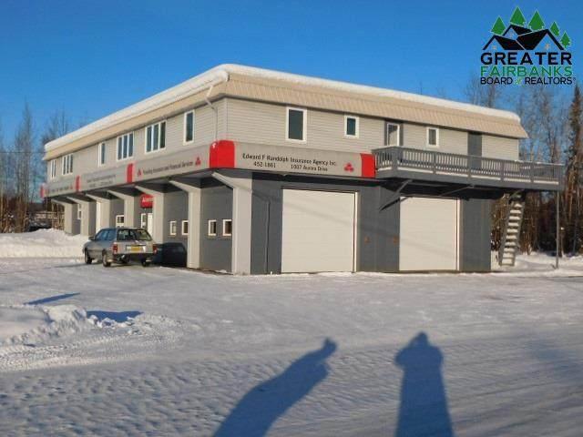 1007 Aurora Drive, Fairbanks, AK 99701 (MLS #139985) :: Powered By Lymburner Realty