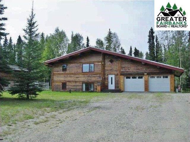 2487 Singa Street Unit A, North Pole, AK 99705 (MLS #142430) :: Madden Real Estate