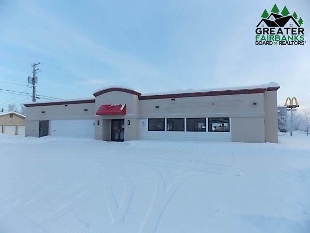 1990 Airport Way, Fairbanks, AK 99701 (MLS #145706) :: RE/MAX Associates of Fairbanks