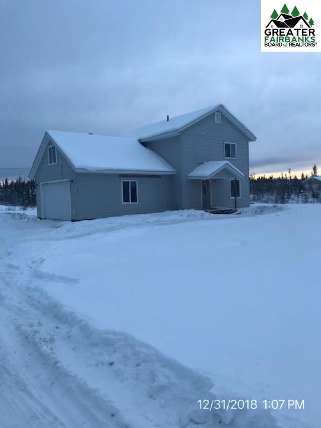 1260 Pueblo Street, North Pole, AK 99705 (MLS #139607) :: Madden Real Estate
