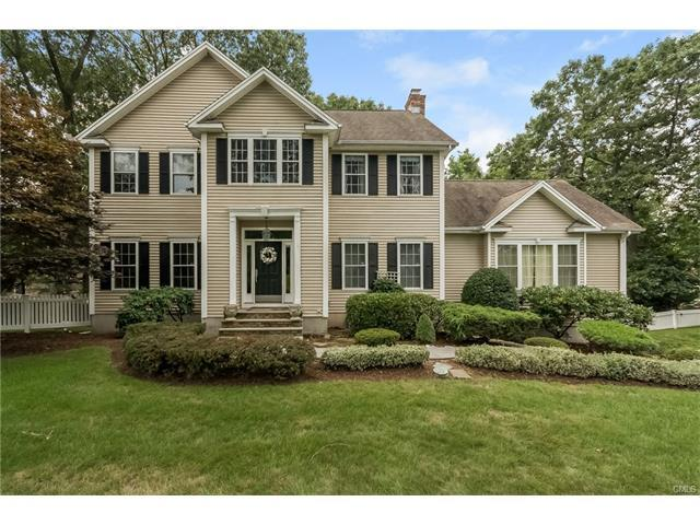 11 Grace Lane, Shelton, CT 06484 (MLS #99190670) :: Stephanie Ellison
