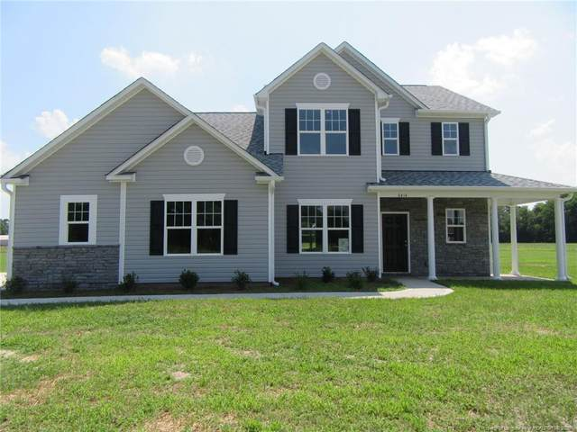 6414 New Hope Church (Lot 16) Road, Stedman, NC 28391 (MLS #618586) :: The Signature Group Realty Team