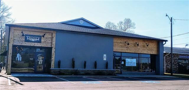 2501-B Bragg Boulevard, Fayetteville, NC 28303 (MLS #555311) :: Weichert Realtors, On-Site Associates