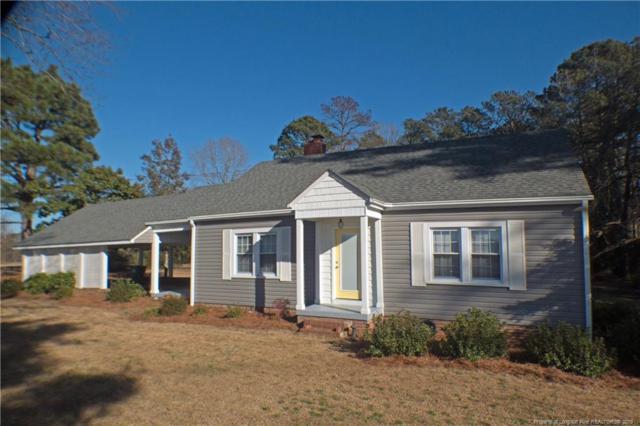 4903 Lemon Springs Road, Sanford, NC 27332 (MLS #600590) :: Weichert Realtors, On-Site Associates