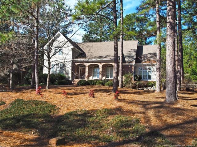 675 Lake Forest Drive, Pinehurst, NC 28374 (MLS #600749) :: The Rockel Group