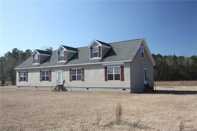 1492 J W Road, Fairmont, NC 28340 (MLS #600815) :: Weichert Realtors, On-Site Associates