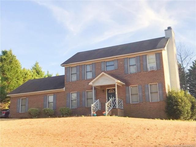 8819 Tangletree Drive, Linden, NC 28356 (MLS #600960) :: The Rockel Group