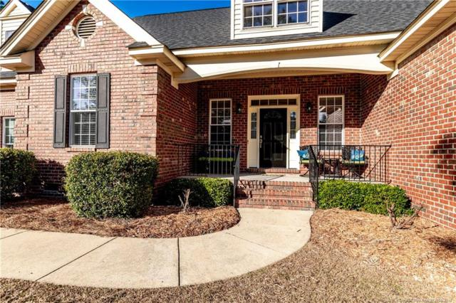 630 Foxlair Drive #44, Fayetteville, NC 28311 (MLS #600964) :: The Rockel Group