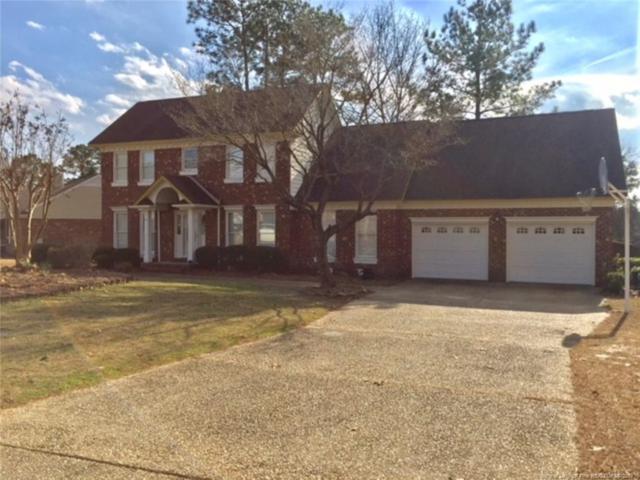 2449 Lull Water Drive, Fayetteville, NC 28306 (MLS #601019) :: The Rockel Group