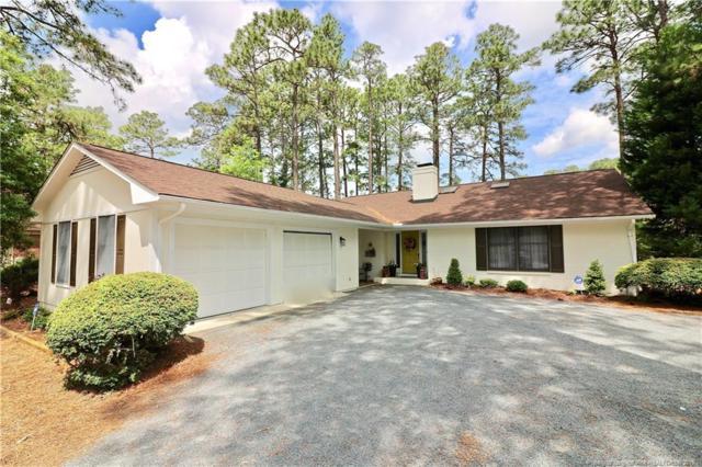 75 Lake Hills Road, Pinehurst, NC 28374 (MLS #601025) :: Weichert Realtors, On-Site Associates