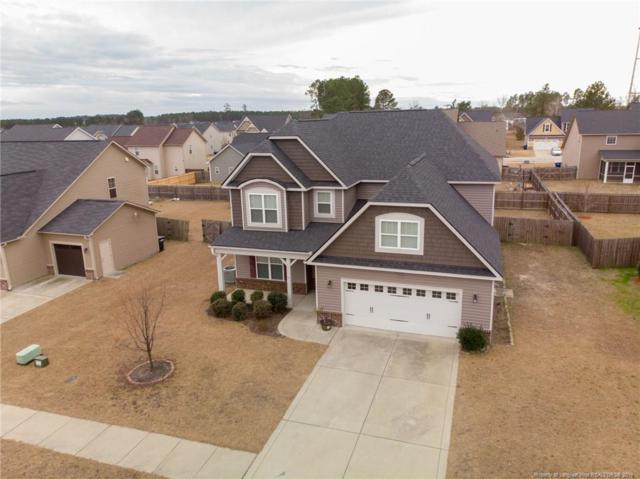 357 Fountain Grove Drive, Raeford, NC 28376 (MLS #601090) :: The Rockel Group