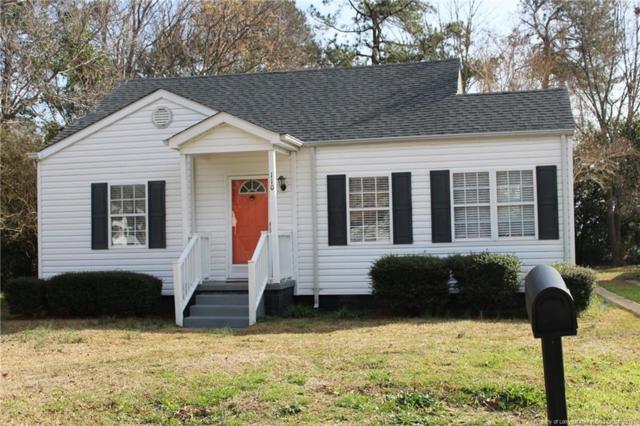 110 Willborough Avenue, Fayetteville, NC 28303 (MLS #601148) :: The Rockel Group