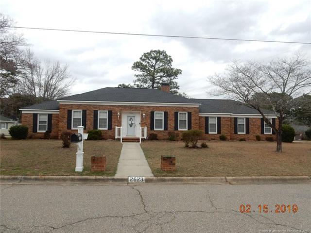 2623 Trenton Road, Fayetteville, NC 28304 (MLS #601178) :: The Rockel Group
