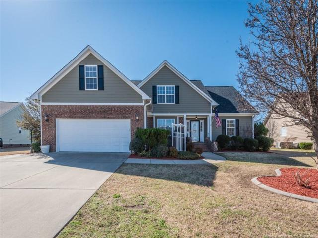 1225 Thistle Gold Drive, Hope Mills, NC 28348 (MLS #601198) :: The Rockel Group
