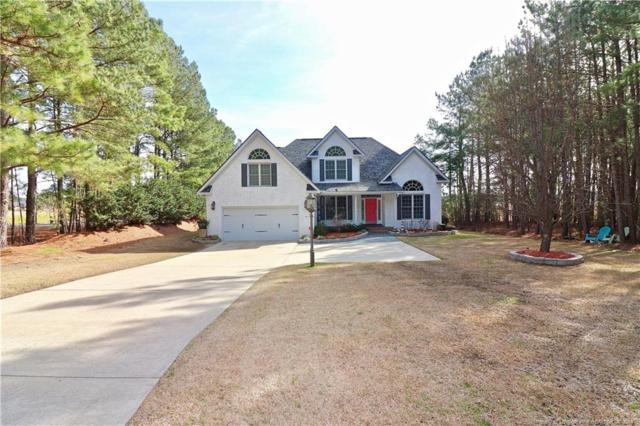 831 Sea Gull Drive, Vass, NC 28394 (MLS #601299) :: Weichert Realtors, On-Site Associates