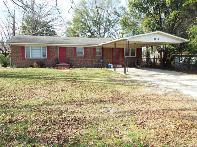 2218 Jumalon Street, Fayetteville, NC 28306 (MLS #601470) :: Weichert Realtors, On-Site Associates