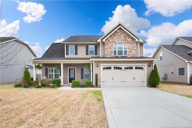 313 E Whitestone Drive N, Fayetteville, NC 28312 (MLS #601790) :: Weichert Realtors, On-Site Associates