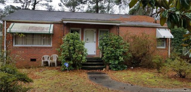 403 Trinity Drive, Fayetteville, NC 28301 (MLS #601835) :: Weichert Realtors, On-Site Associates