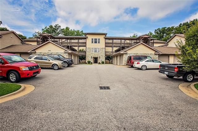 1611 Bluffside Drive #101, Fayetteville, NC 28312 (MLS #601883) :: Weichert Realtors, On-Site Associates