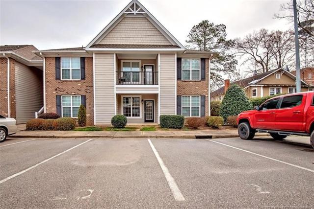 212 Fountainhead Lane #103, Fayetteville, NC 28301 (MLS #601886) :: Weichert Realtors, On-Site Associates