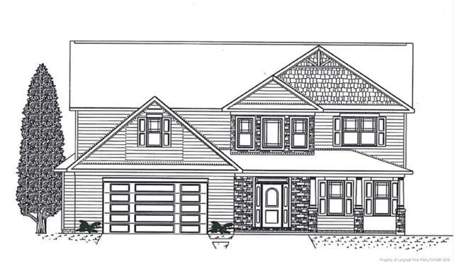 3523 Camberly (Lot 870) Drive, Fayetteville, NC 28306 (MLS #601953) :: Weichert Realtors, On-Site Associates