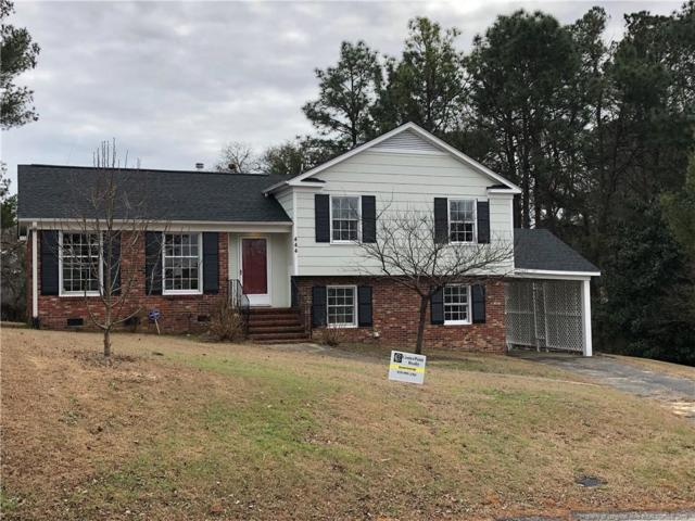 444 Deerpath Drive, Fayetteville, NC 28331 (MLS #602046) :: Premier Team of Litchfield Realty