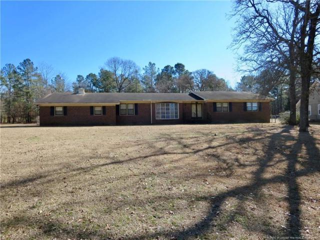 4566 Rustic Haven Drive, Fayetteville, NC 28311 (MLS #602097) :: Weichert Realtors, On-Site Associates