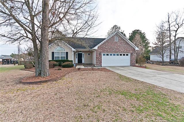 4420 Grip Drive, Fayetteville, NC 28312 (MLS #602107) :: Weichert Realtors, On-Site Associates