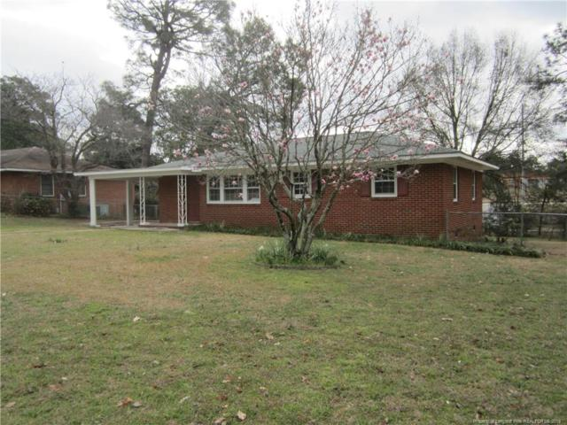 3725 Sandra Drive, Fayetteville, NC 28304 (MLS #602109) :: Weichert Realtors, On-Site Associates