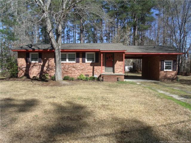 258 Stonecoal Drive, Fayetteville, NC 28311 (MLS #602125) :: Weichert Realtors, On-Site Associates