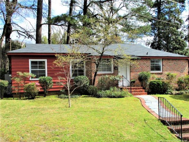 318 Fairwood Court, Fayetteville, NC 28305 (MLS #602231) :: Weichert Realtors, On-Site Associates