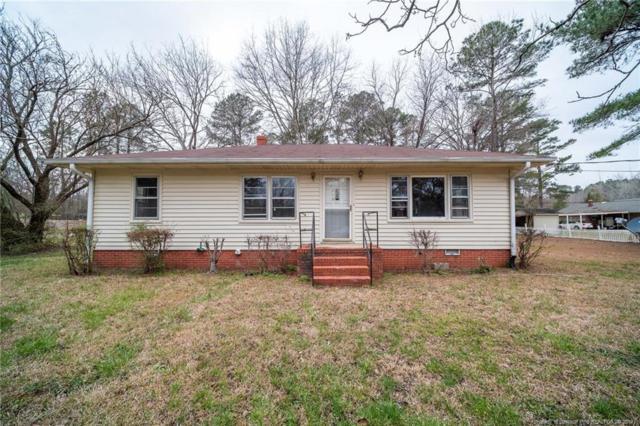 810 Griffin Street, Fayetteville, NC 28312 (MLS #602382) :: Weichert Realtors, On-Site Associates