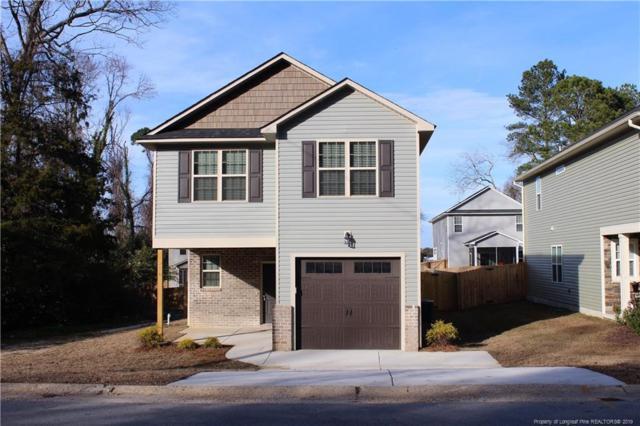 916 W Rowan Street, Fayetteville, NC 28301 (MLS #602621) :: Weichert Realtors, On-Site Associates