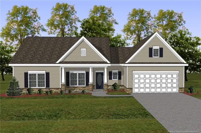 3229 Hunting Lodge (Lot 41) Road, Fayetteville, NC 28306 (MLS #602631) :: Weichert Realtors, On-Site Associates