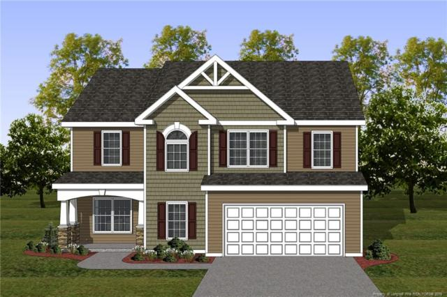 3233 Hunting Lodge (Lot 42) Road, Fayetteville, NC 28306 (MLS #602633) :: Weichert Realtors, On-Site Associates