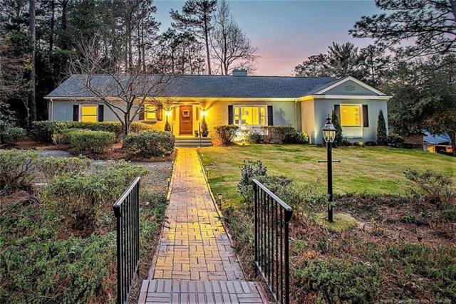 410 Vista Drive, Fayetteville, NC 28305 (MLS #602676) :: Weichert Realtors, On-Site Associates