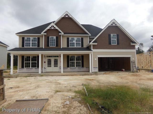 1401 Draw Bridge Lane, Fayetteville, NC 28312 (MLS #602808) :: Weichert Realtors, On-Site Associates