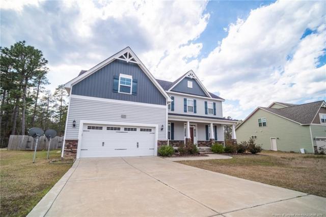 6335 Abercarn Way, Fayetteville, NC 28311 (MLS #602828) :: Weichert Realtors, On-Site Associates
