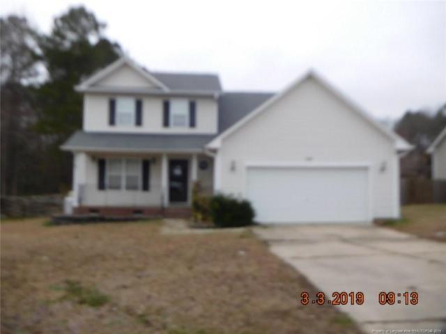 216 Edgecombe Drive, Spring Lake, NC 28390 (MLS #602851) :: Weichert Realtors, On-Site Associates