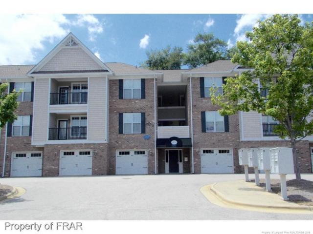 208 Fountainhead Lane #106, Fayetteville, NC 28301 (MLS #602971) :: Weichert Realtors, On-Site Associates