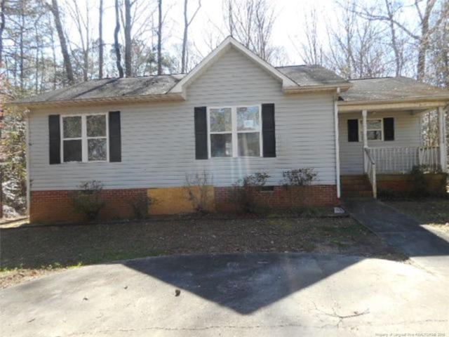 811 Hill Top Circle, Sanford, NC 27332 (MLS #603024) :: Weichert Realtors, On-Site Associates
