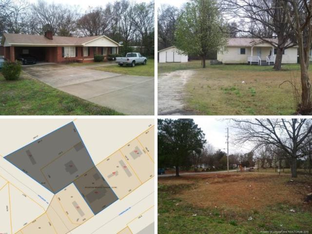 4868 Cumberland Road, Fayetteville, NC 28306 (MLS #603033) :: Weichert Realtors, On-Site Associates