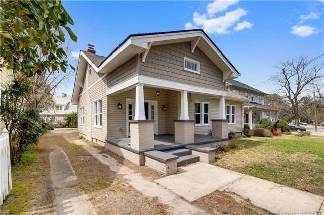 303 Oakridge Avenue, Fayetteville, NC 28305 (MLS #603039) :: Weichert Realtors, On-Site Associates