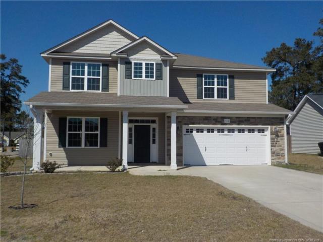 316 Yates Mill Street, Raeford, NC 28376 (MLS #603048) :: Weichert Realtors, On-Site Associates