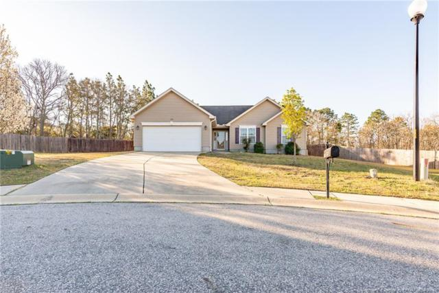 520 Polygon Place, Fayetteville, NC 28306 (MLS #603082) :: Weichert Realtors, On-Site Associates