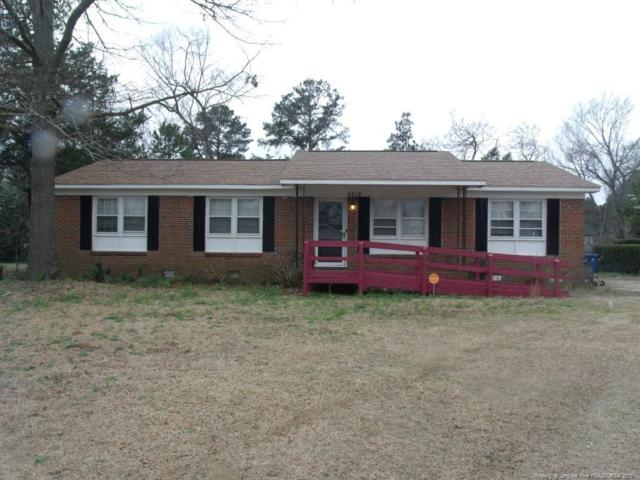 5619 Dodge Drive, Fayetteville, NC 28303 (MLS #603185) :: Weichert Realtors, On-Site Associates