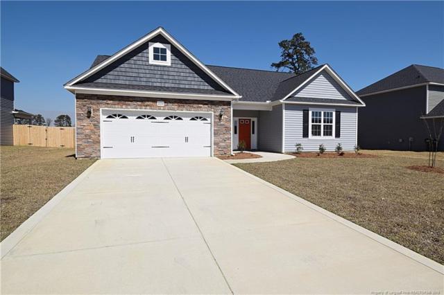 2233 Courtland (Lt 67) Drive, Fayetteville, NC 28314 (MLS #603379) :: Weichert Realtors, On-Site Associates