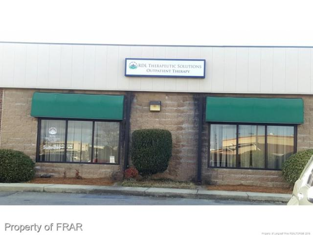 5085 Morganton Road Suite 300, Fayetteville, NC 28314 (MLS #603396) :: Weichert Realtors, On-Site Associates